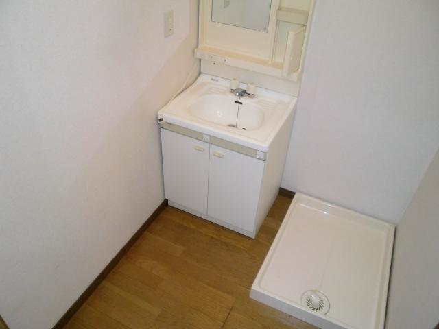 コーポアルタⅢ 205号室の洗面所
