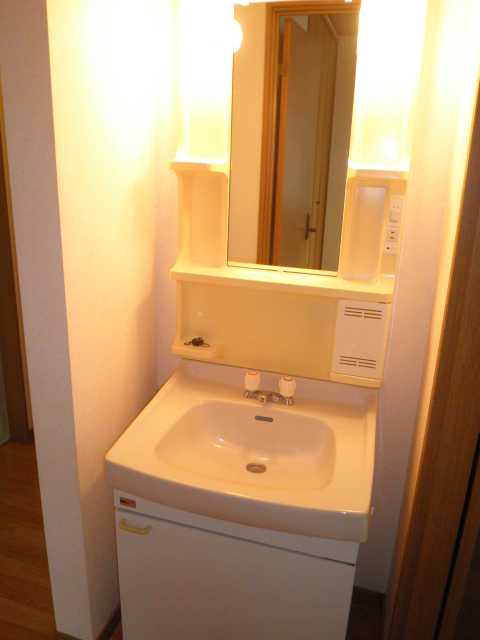さくらハイツ 201号室の洗面所