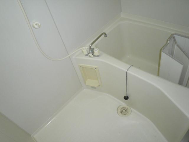 さくらハイツ 201号室の風呂