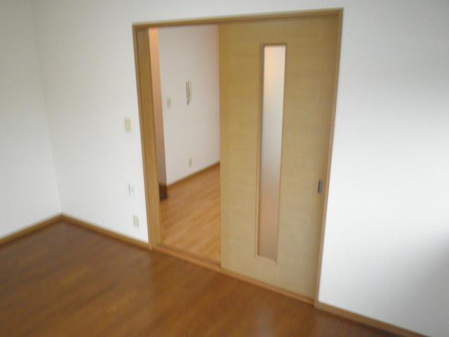 さくらハイツ 201号室のセキュリティ