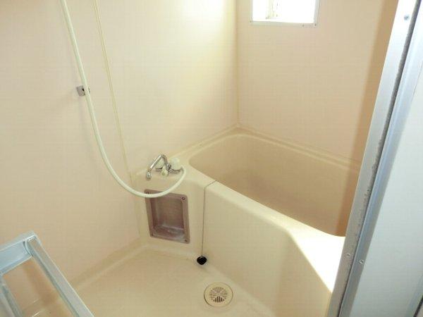 リトルワールド21 PART1 102号室の風呂