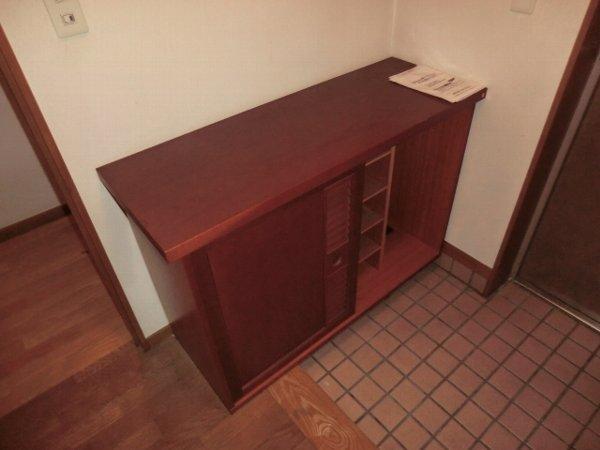 Kハイツ 202号室の収納