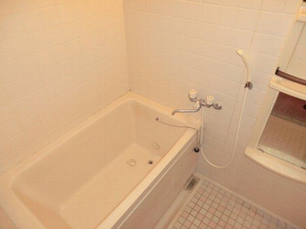 Kハイツ 202号室の風呂