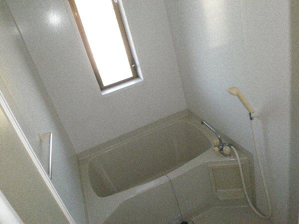 ピュアモールⅢ 202号室の風呂