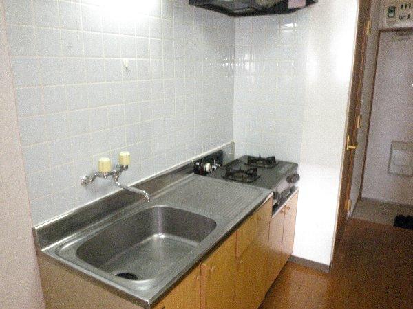 ピュアモールⅢ 202号室のキッチン