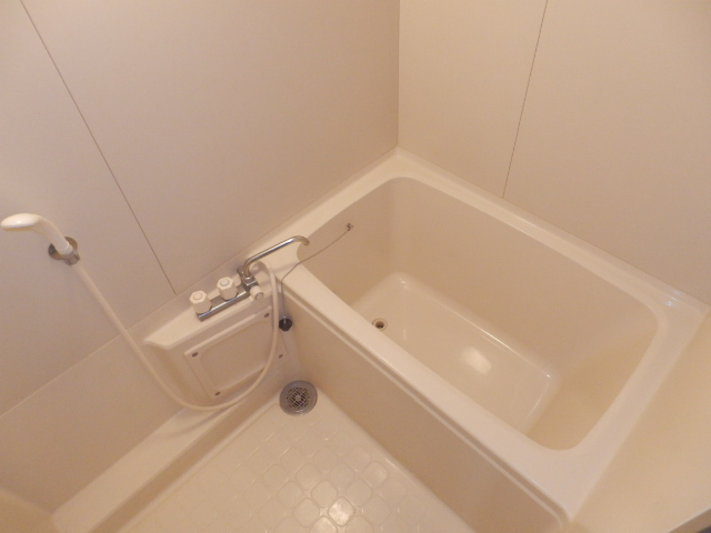 荻原ハイツ 203号室の風呂