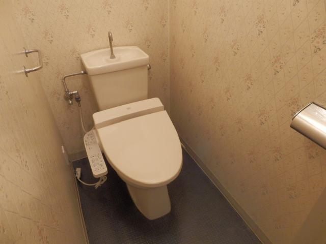 荻原ハイツ 203号室のトイレ