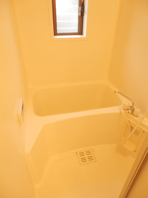 土田コーポ 201号室の風呂