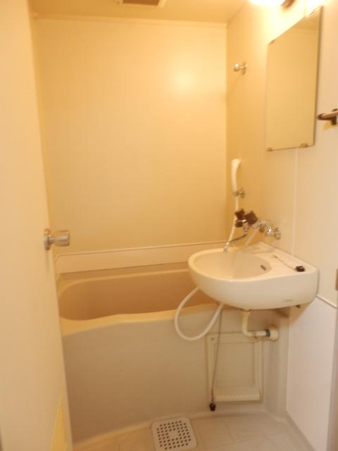 メゾンマロニエ岩曽 201号室の風呂