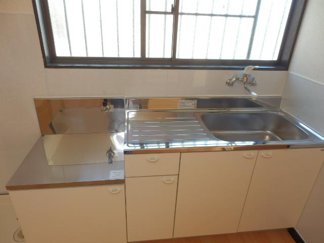 ソーラーみゆき 102号室のキッチン