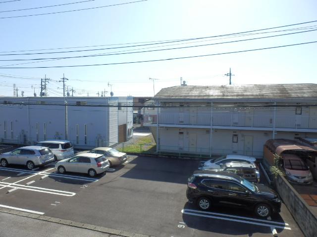 ソーラーみゆき 205号室の景色