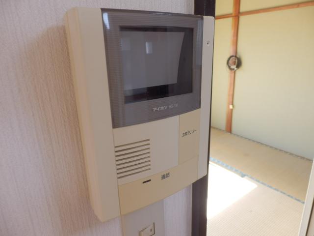 ソーラーみゆき 205号室のセキュリティ