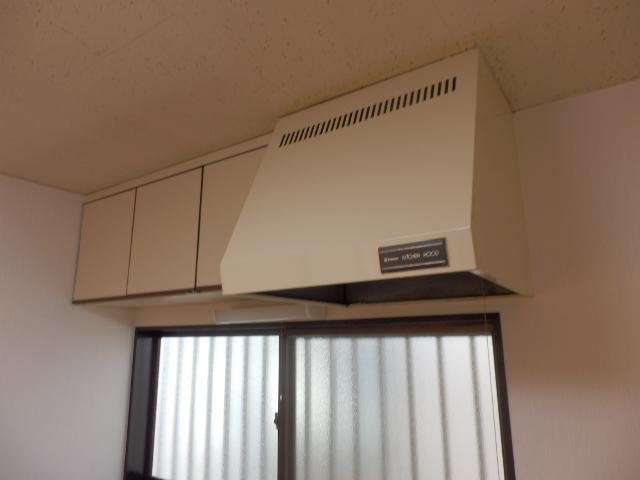 ソーラーみゆき 205号室のキッチン