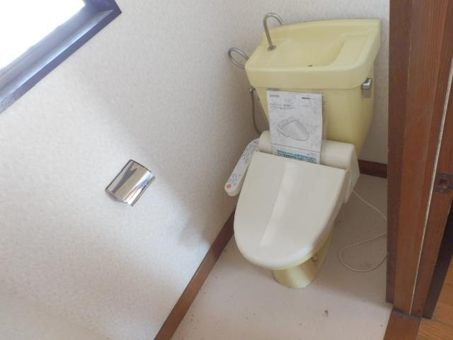 ソーラーみゆき 205号室のトイレ