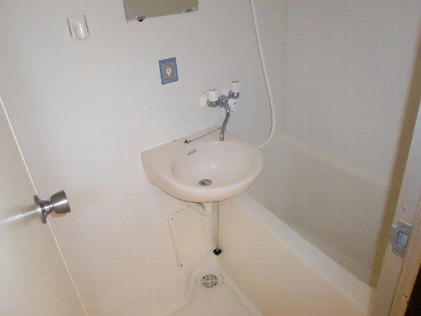 会津コーポ 202号室の風呂