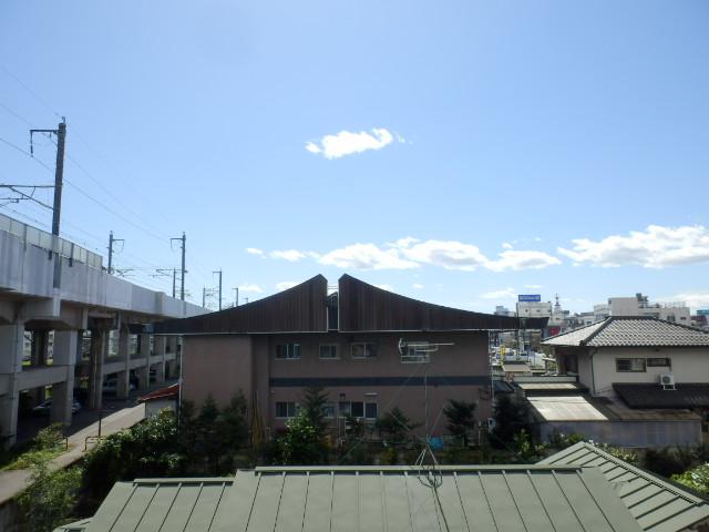 会津コーポ 306号室の景色