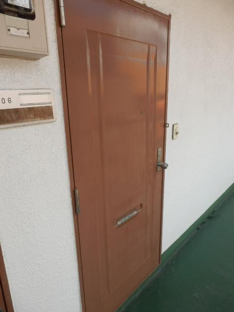 会津コーポ 306号室のセキュリティ