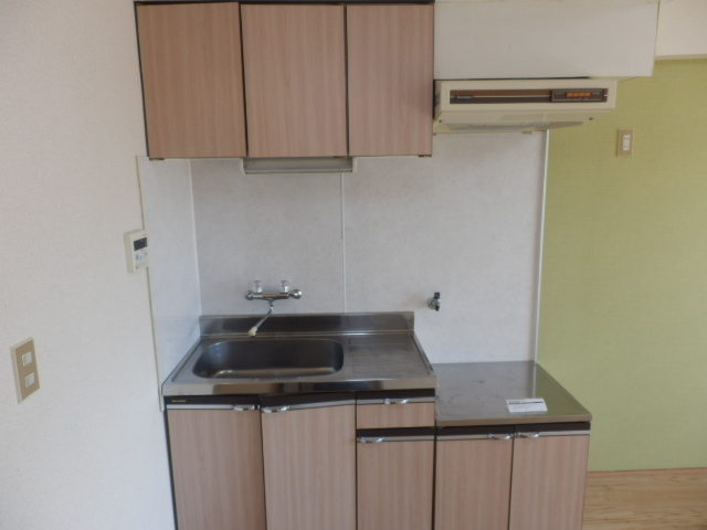 会津コーポ 306号室のキッチン
