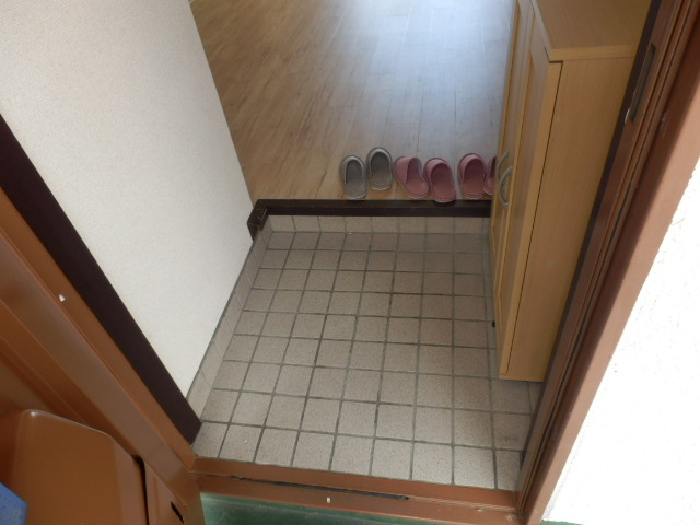 会津コーポ 306号室の玄関