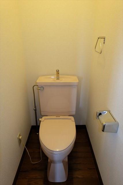 グローバル小山 103号室のトイレ