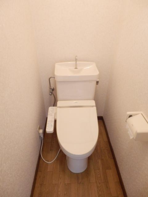 アルファーレジデンス下戸祭A 303号室のトイレ
