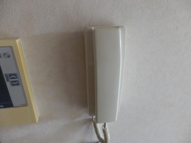 グリーンコーポ 101号室のセキュリティ