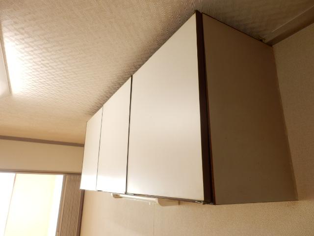 吉沢ハイツ 202号室のキッチン