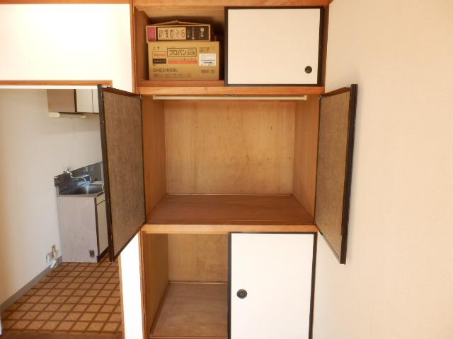 吉沢ハイツ 202号室の収納