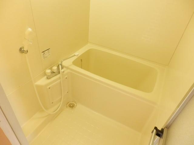 メゾン戸祭 202号室の風呂