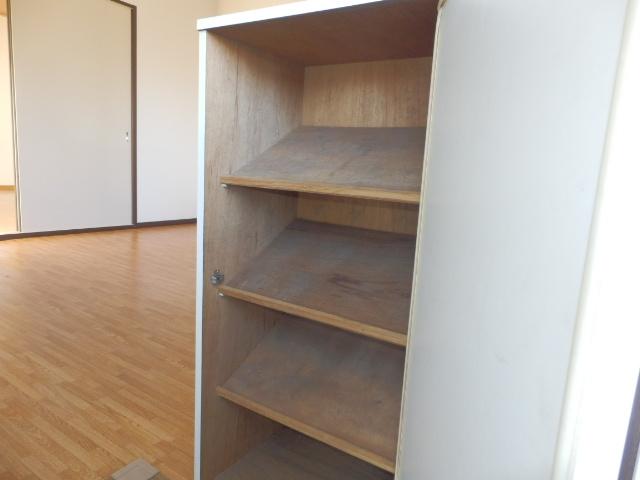 サンシティマガミ 201号室の設備
