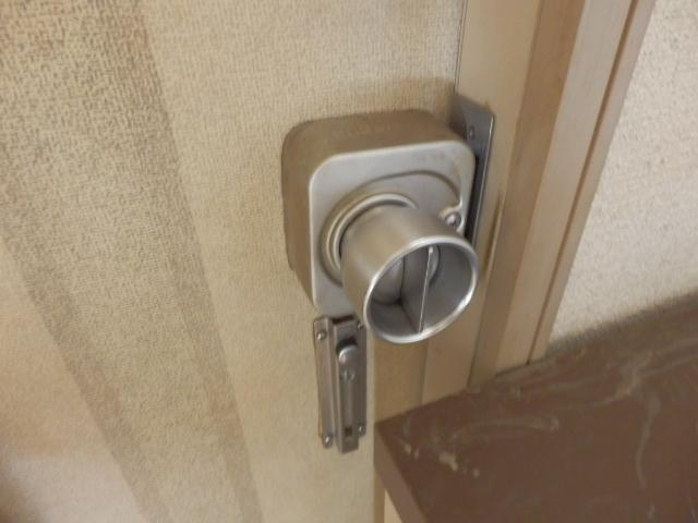 寿ハイツ 203号室のセキュリティ