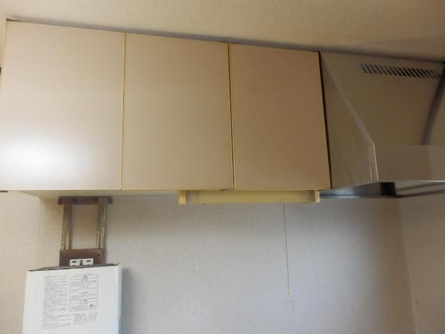寿ハイツ 203号室のキッチン