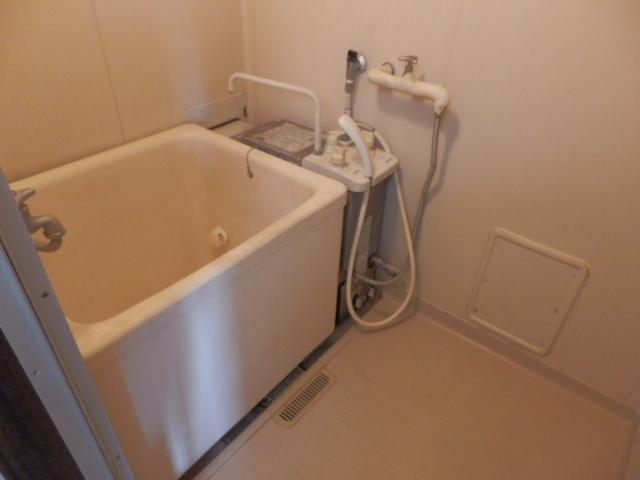 寿ハイツ 203号室の風呂