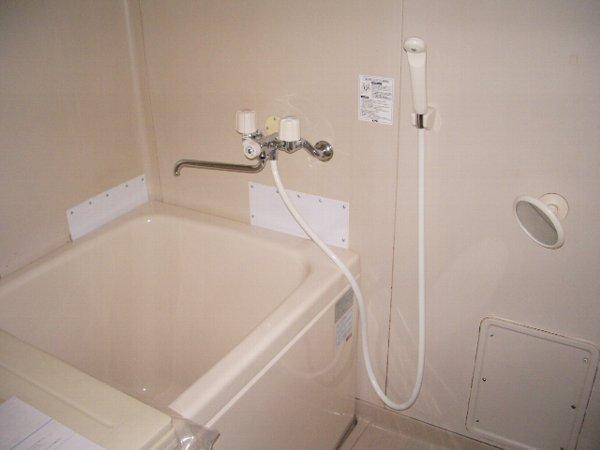 寿ハイツ 102号室の風呂
