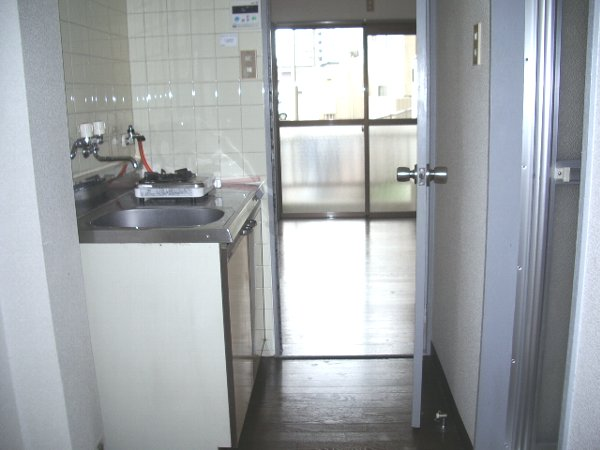 アークハイツ 202号室のキッチン