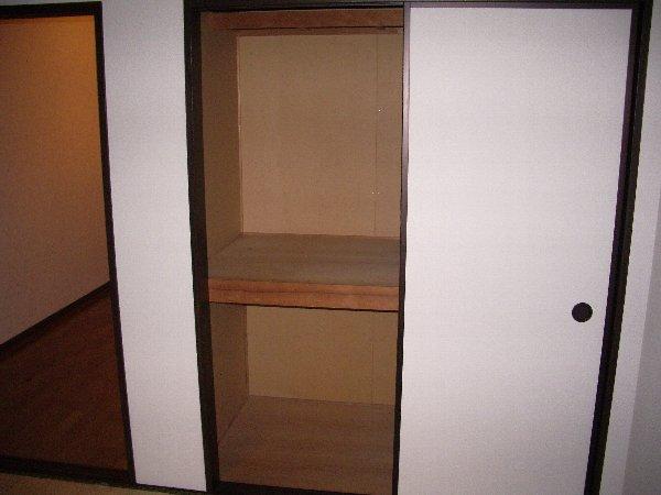 ニシニコーポ 101号室の収納