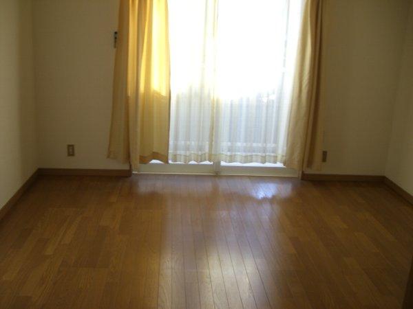 ウィステリアビレッジ 102号室のリビング