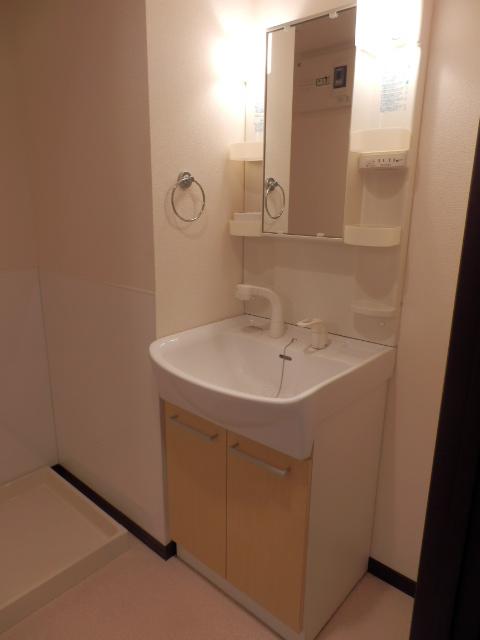 モア クルーズ 401号室の洗面所