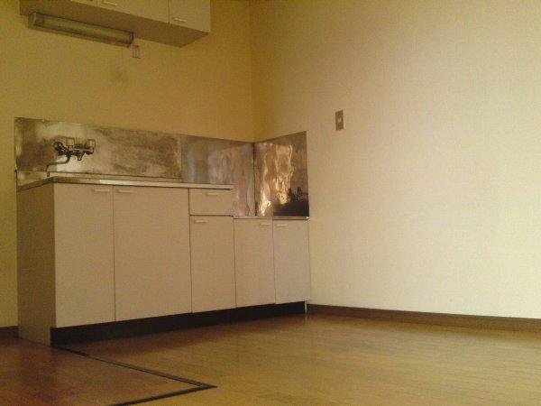 東海今泉新町ハイツⅠ 306号室のキッチン
