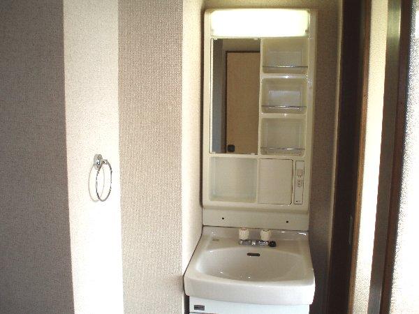 フォンテーヌ 203号室の洗面所