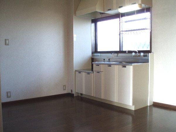 フォンテーヌ 203号室のキッチン