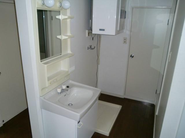 ハウスオブ鹿沼 103号室の洗面所