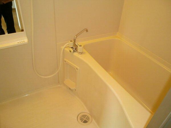 丸山ハイツ 203号室の風呂