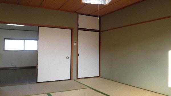 ウエストハイツB B202号室の居室