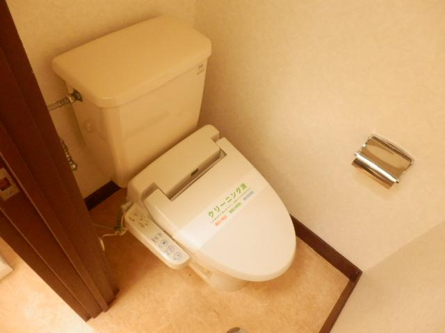 コープ・オリンピア今泉 402号室のトイレ