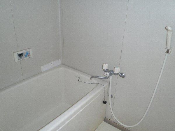ピークハイツ 105号室の風呂