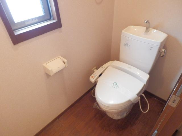 レジデンス・ノヴァH 201号室のトイレ