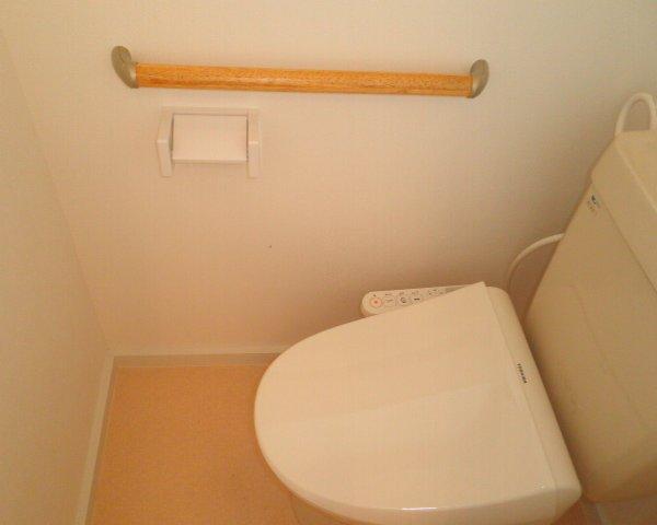 いずみーる 105号室のトイレ