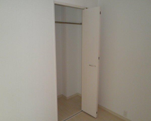 いずみーる 105号室の収納