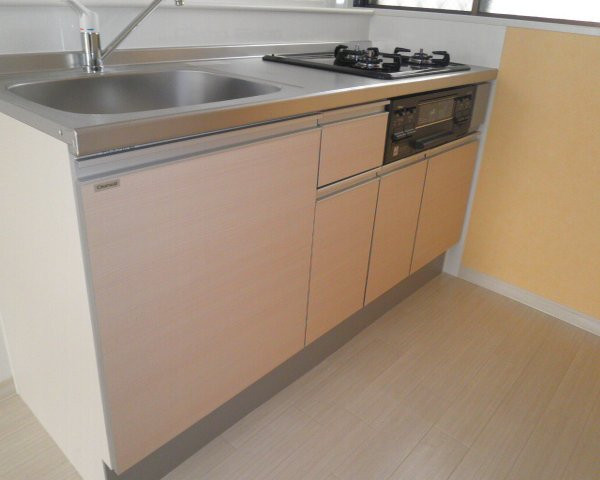 いずみーる 105号室のキッチン